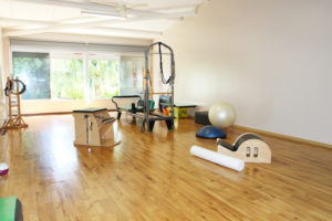 Studio Personal training
